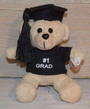 GraudationTeddy Bear - Brelox