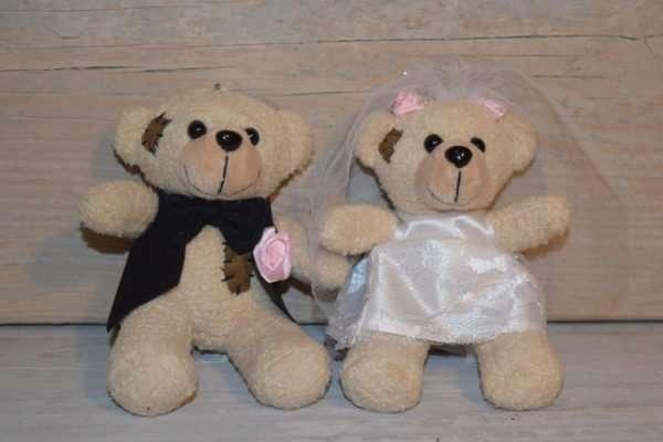 Heart Teddy Bear - Brelox