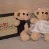 Heart Teddy Bear - Brelox - Gift Box