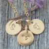 Simply in Love - Brelox Minimalist Necklace Charms Detail