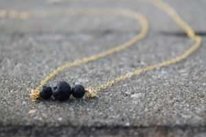 Lavalette Essential Oil Diffuser Necklace