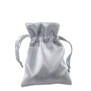 A jewelry bag or pouch used to organize small amounts of jewelry or gemstones